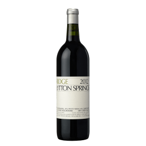 Ridge Vineyards Lytton Springs Zinfandel 2016