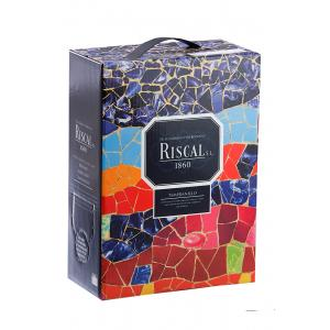 Riscal 1860 Rot Bag in Box 3L 2017