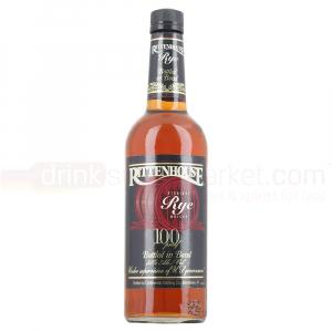 Rittenhouse Rye 100 Proof Bottled In Bond Rye