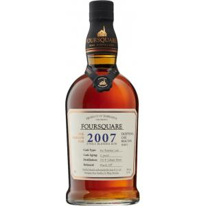 Rl Seale Foursquare Cask Strength Single Blended 2007