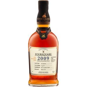 Rl Seale Foursquare Cask Strength Single Blended 2009