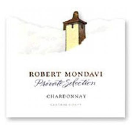 Robert Mondavi Private Selection Chardonnay 2002