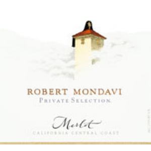 Robert Mondavi Private Selection Merlot 2004