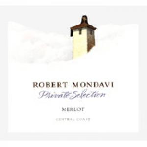 Robert Mondavi Private Selection Merlot 2006
