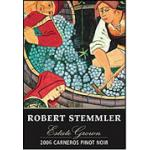 Robert Stemmler Estate Pinot Noir 2006