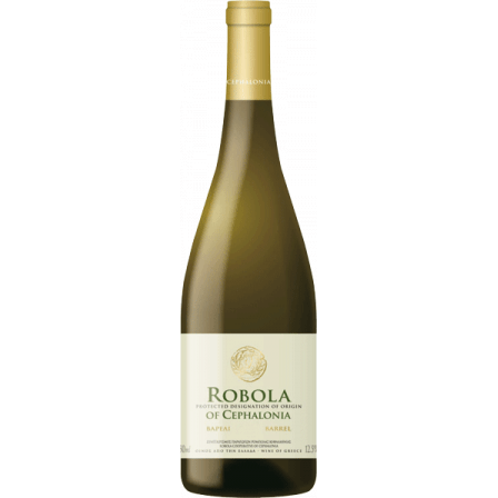 Robola Of Kefalonia Barrel 2014