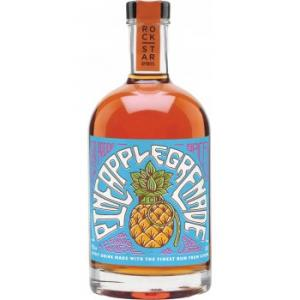 Rockstar Spirits Pineapple Grenade Spiced 65% 50cl