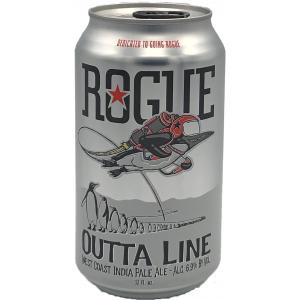Rogue Outta Line Ipa 350ml