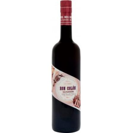 Ron Colon High Proof Coffee Infused Rum
