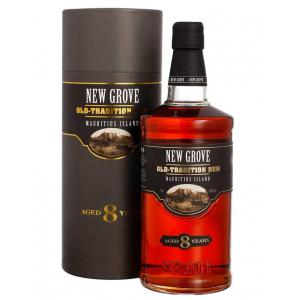 Ron New Grove Licor Vainilla Isla Mauricio