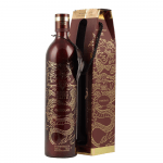 Royal Dragon Elite Chocolate + Case