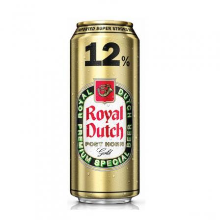 Royal Dutch Post Horn Super Strong Ca 50cl