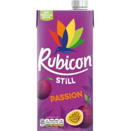 Rubicon Passion Fruit Juice Drink