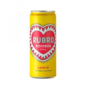 Rubro Lemon Rooibos Drink 330ml