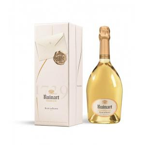 Ruinart Blanc de Blancs with case