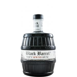 Rum A.H. Riise Black Barrel Navy Spiced