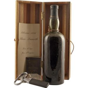 Rum Lameth Old Bottling 1886