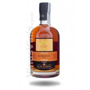 Rum Nation Barbados 10 Years