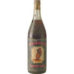 Rum Pur la Martiniquaise Old Bottling