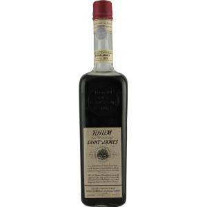 Rum Saint James Martinique Old Bottling 75cl 1885