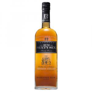 Rum Sixty Six 12 Anos Family Reserve
