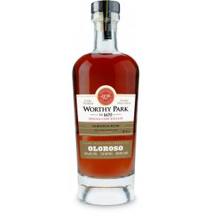 Rum Worthy Park Special Oloroso Cask