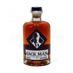 Sack Man 11 Ans Malt Single Cask 50cl