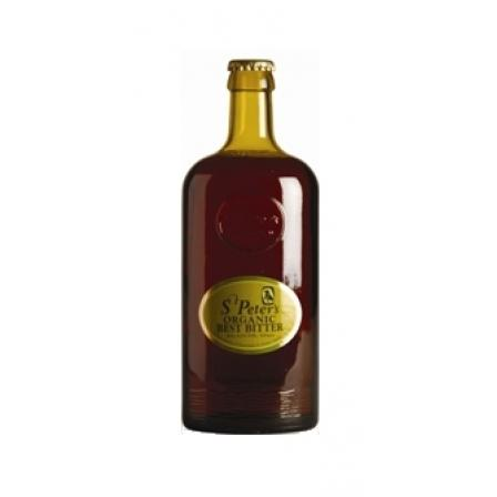 Saint Peters Organic Best Bitter 50cl