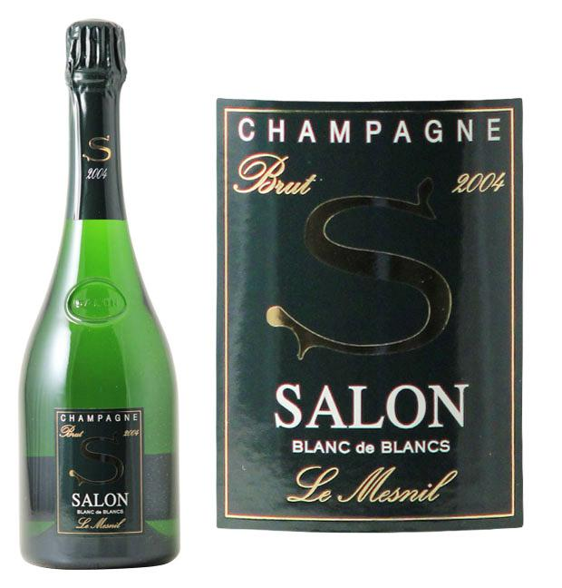 Salon delamotte salon 2004 vin effervescents for Champagne lamotte prix