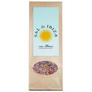 Salt Flower with Flowers 150g