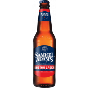 Samuel Adams Boston Lager 75cl