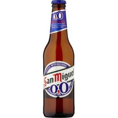 San Miguel Alcohol Free Lager