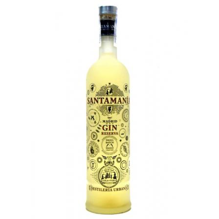 Santamania London Dry Gin Reserva