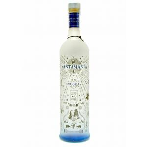 Santamanía Vodka Small Batch 2014