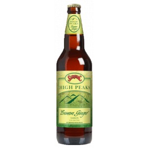 Saranac High Peaks Lemon Ginger Saison 65cl