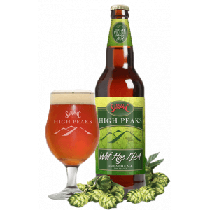 Saranac High Wet Hop Ipa 65cl