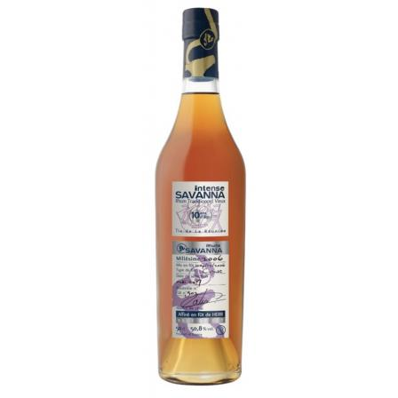 Savanna 10 Years Traditionnel Finish Herr 50cl 2006