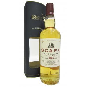 Scapa Orkney 12 Year old 2005