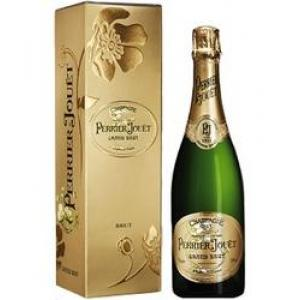 Scatola Grand Brut Perrier-Jouët