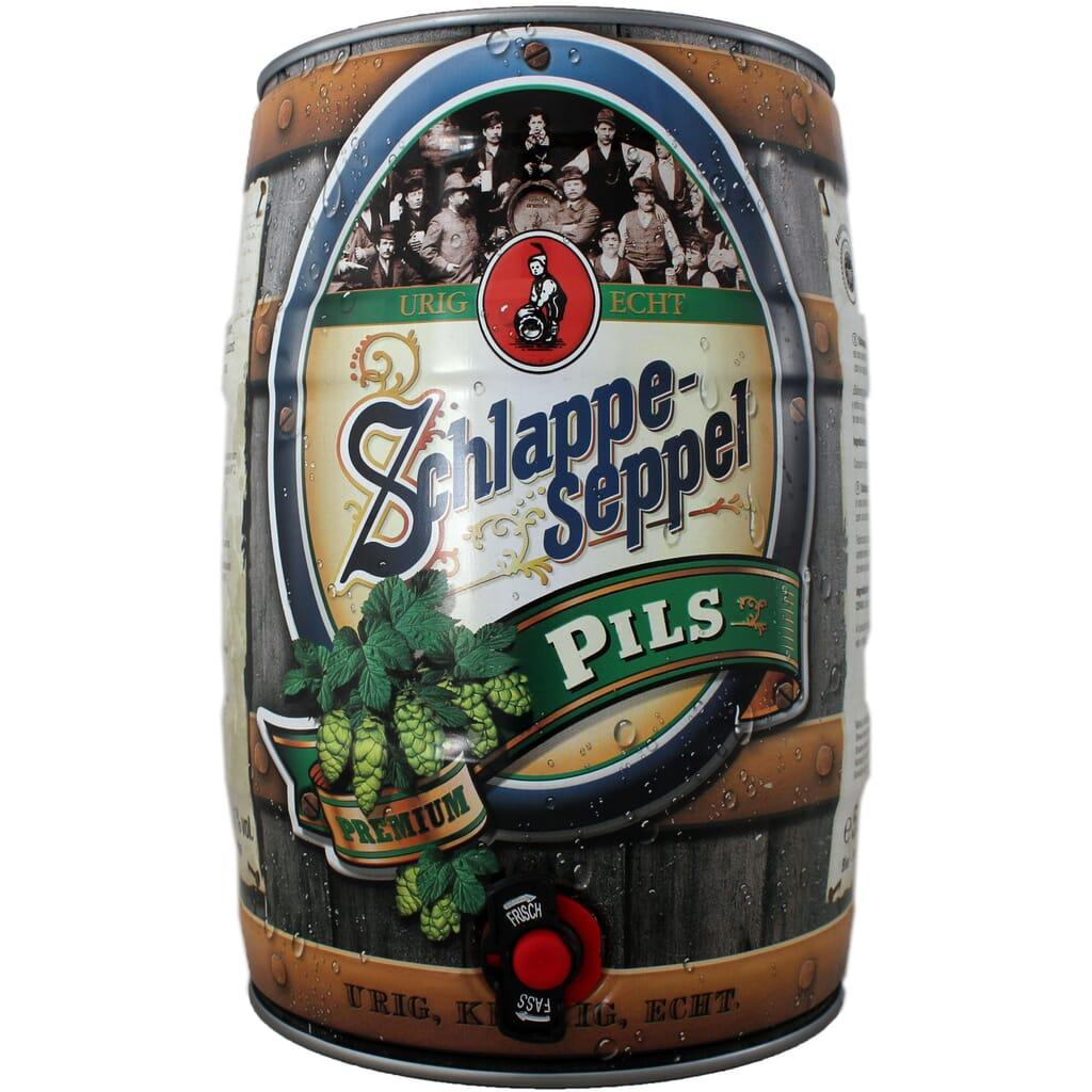 Buy Schlappeseppel Pils Barrel 5l Price And Reviews At Drinks Co