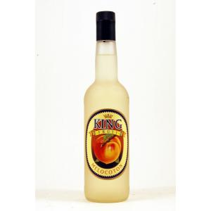 Schnapps King Fruit Melocoton