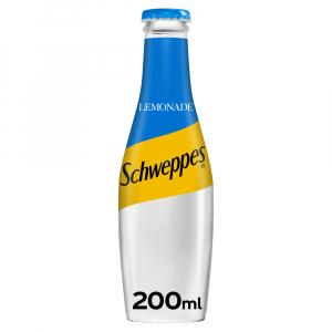 Schweppes Lemonade 200ml | Damaged