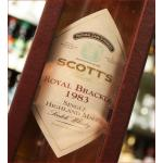 Scott's Selection Royal Brackla