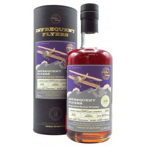 Secret Orkney Infrequent Flyers Ruby Port Single Cask 18 Year old 2003
