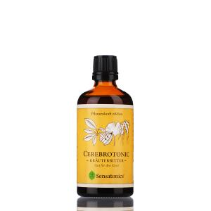 Sensatonic Cerebrotonic Herbal Bitters 100ml