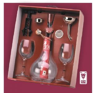 Set Decantación 1 Popy Wine