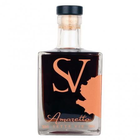 Sette Vie Amaretto Elite 50cl