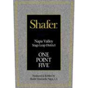 Shafer One Point Five Cabernet Sauvignon 2006