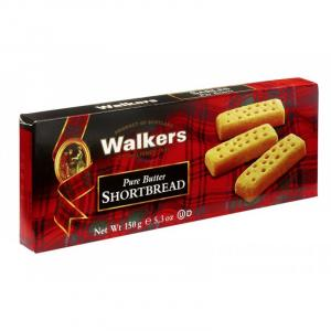 Shortbread Fingers Walkers 150g