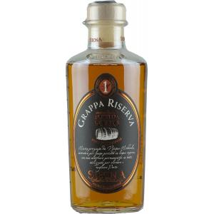 Sibona Grappa Reserve Porto Wood Finish 50cl